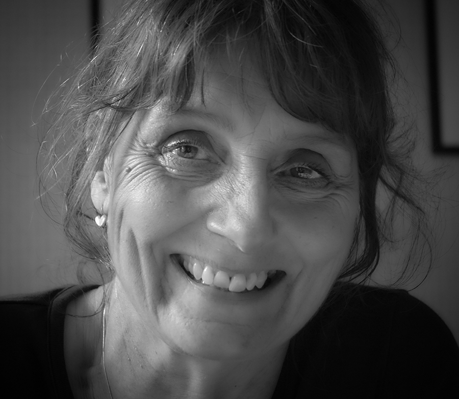 Portrait of Julie Photograph by Steve Gosling