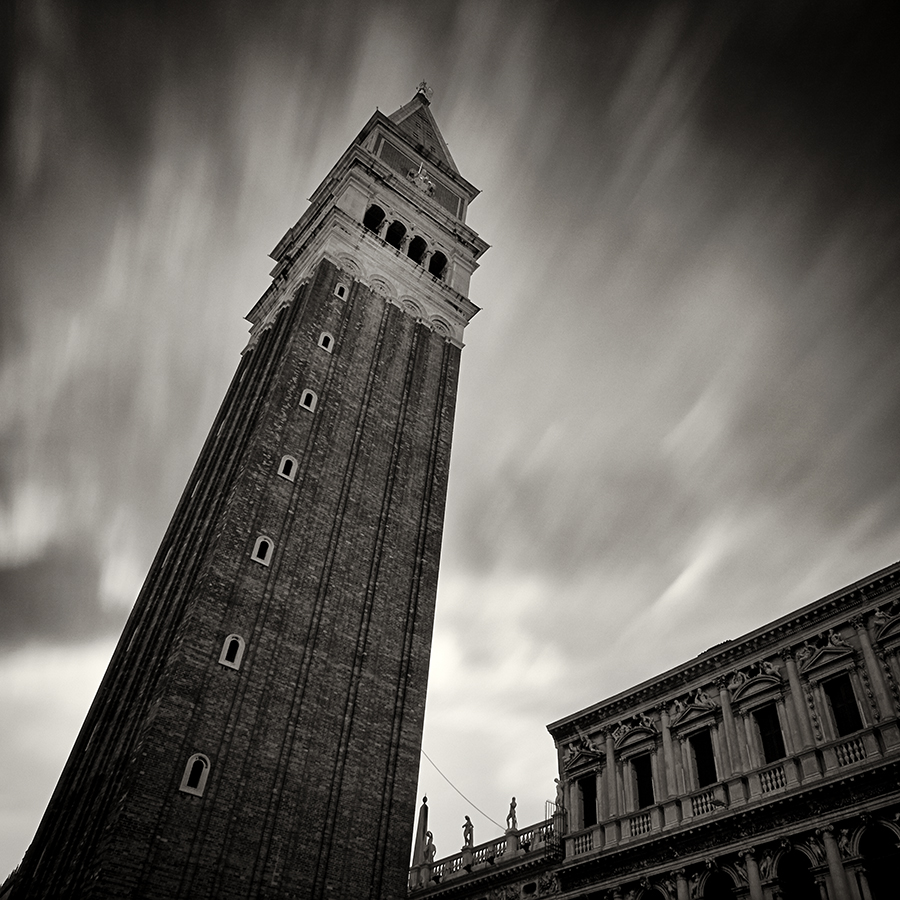 Under Venetian Skies by Steve Gosling