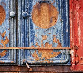 Rust And Decay No4