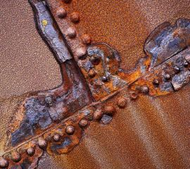 Rust And Decay No8