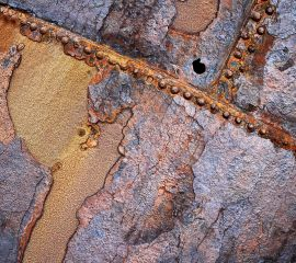 Rust And Decay No9