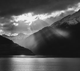 Sunburst Lake Wanaka
