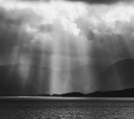 Sunshine and Showers The Lake District