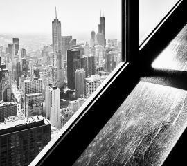 The City Below Chicago USA